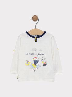 Off white T-shirt SAFREDO / 19H1BG42TML001