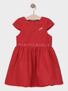 Red Dress SEUBOTETTE / 19H2PFP1ROBF510