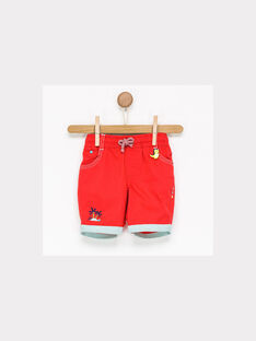 Red Bermuda NAZOREL / 18E1BGS1BER050