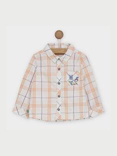 Off white Shirt RAADEL / 19E1BG21CHM001