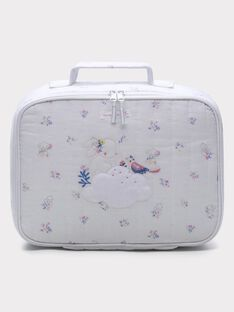 White Suitcase TYVALISE / 20E0AFF1VAL000