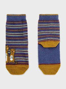 Navy Socks SAKARMEL / 19H4BG61SOQC203