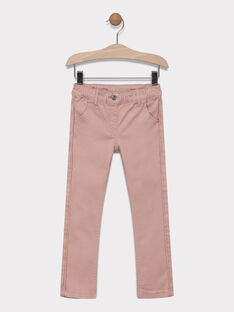 Pink pants SAPOLETTE 4 / 19H2PF94PAND310