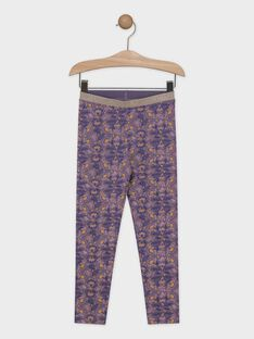 Purple Leggings SIFILETTE / 19H4PF61CAL712