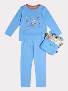 Sky blue Pajamas TIJAMAGE 3 / 20E5PG51PYT216