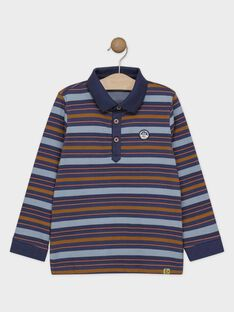 Navy Polo shirt SARAYAGE / 19H3PG61POLC203