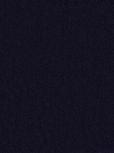 Pantalon bleu marine en velours fantaisie  VYXAGE-1 / 20H3PGG3PAN705