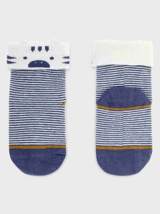 Navy Socks SAKERY / 19H4BG62SOQC203