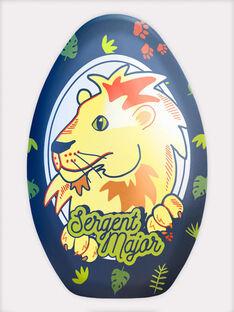 Œuf de Pâques Lion avec T-shirt à colorier TULIONAGE / 20E3PGU1TCT000
