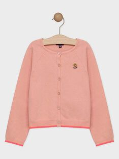Peach Cardigan SODOUXETTE / 19H2PF62CAR413