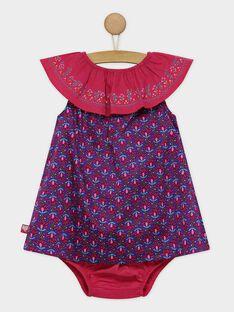 Blue Chasuble dress RARIMEL / 19E1BFM1CHS703