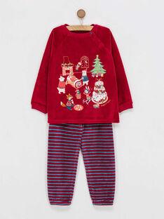 Red Pajamas PYGOURMAGE / 18H5PGS2PYJF512