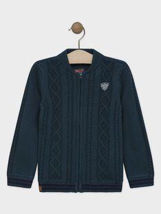 Green Waistcoat SAZIPAGE / 19H3PGC1GILG625