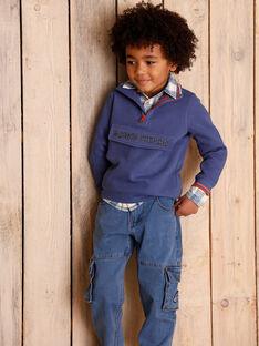 Jean cargo en knit denim ZEDOUAGE / 21E3PGB1JEAP269