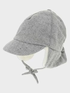 Heather grey Cap SAOWEN / 19H4BGE2BON943