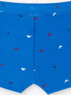 Maillot de bain bleu et rouge dinosaures ZYSOLAGE / 21E4PGX1MAIC240