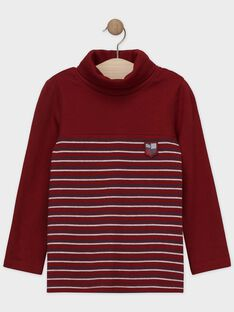 Red Roll-neck SIMAJAGE 2 / 19H3PGH1SPL050
