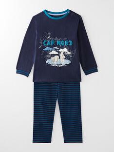 Pyjama petit garçon  VEGLAGE / 20H5PG37PYJ713