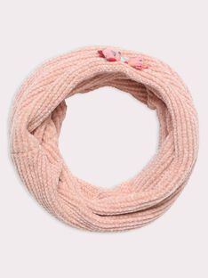 Snood Rose TAQUETTE / 20E4PFB1SNO307