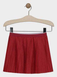 Strawberry rose Skirt SAROTETTE 2 / 19H2PFD3JUP308