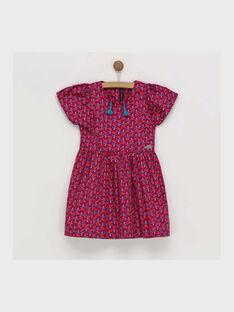 Fushia Dress ROUFAYETTE / 19E2PFM1ROB304