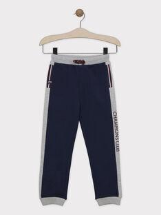Ice blue Jogging pant SABIAGE-1 / 19H3PGD2JGB219
