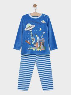 Ice blue Pajamas SEALIAGE / 19H5PG53PYJ219