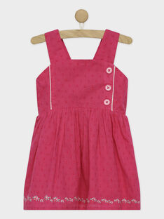 Rose Chasuble dress RUITAETTE / 19E2PFP1CHS309