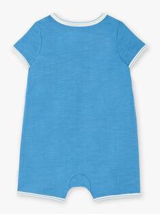 Grenouillère Bleue ZEDAHO / 21E5BG21GRE204