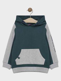 Green Sweat Shirt SABENAGE-2 / 19H3PGD1SWEG625