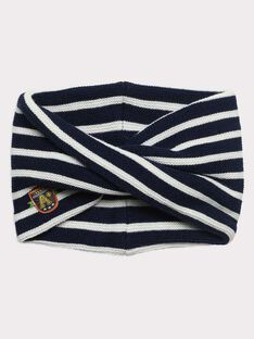 Navy Snood SASNAGE / 19H4PG41SNO070