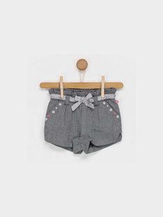 Dark grey Shorts PASARAH / 18H1BFQ1SHO942