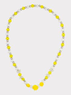 Golden yellow Necklace RYECHETTE / 19E4PFS1CLI106