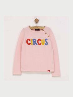 Pink Pullover RAFISSETTE / 19E2PFC1PULD300
