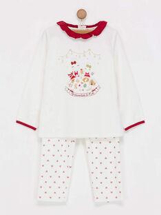 Off white Pajamas PYROUETTE / 18H5PFS1PYJ001