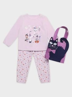 Rose Pajamas SYZIETTE / 19H5PFK2PYJ309
