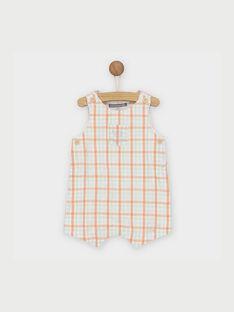 Orange Short Overalls RYGERMAIN / 19E0CGI2SAC400
