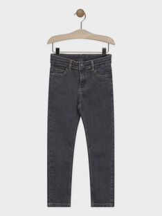 Grey denim Jeans SAVROUAGE / 19H3PGC1JEAK004