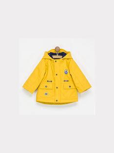 Yellow Rain coat NAECIRE / 18E1BGF1IMP412