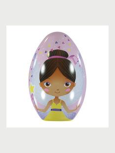 Œuf de Pâques Fée avec cape à colorier RAVAMETTE / 19E2PFG6CPO000
