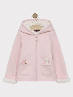 Pink Cardigan SUIZOZETTE / 19H2PFN3CARD326