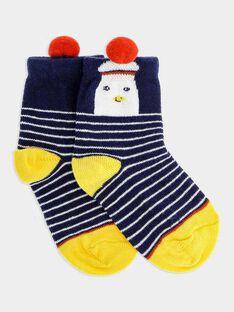 Navy Socks SAFILIP / 19H4BG41SOQC214