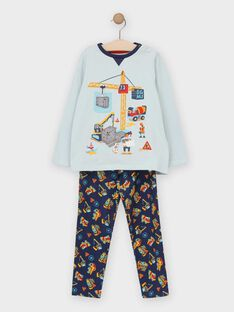 Pyjama petit garçon  TEGRUAGE / 20E5PG73PYJ205