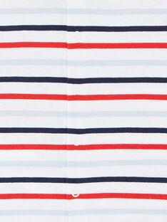 Tee Shirt Manches Courtes Blanc ZAOLIVIER / 21E1BGT1TMC000