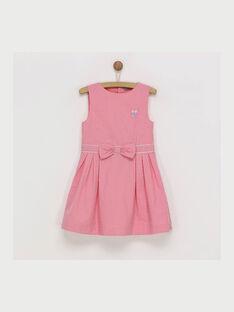 Light rose Chasuble dress RUPAFETTE / 19E2PFF2CHS318