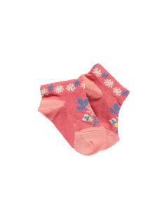 Coral Low socks RAONORINE / 19E4BFH1SOB404