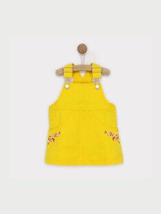 Yellow Chasuble dress RAFANNY / 19E1BFC1CHS107