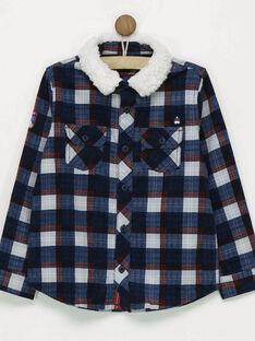 Medium blue Shirt POUJIAGE / 18H3PGQ1CHM208
