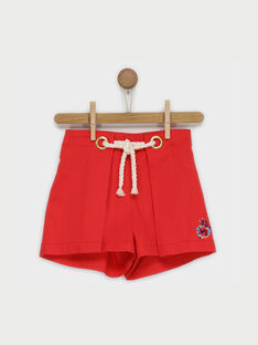 Red Shorts RENAETTE / 19E2PFE1SHO050