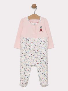 Clear pink Romper SEANNA / 19H5BF51GRE321